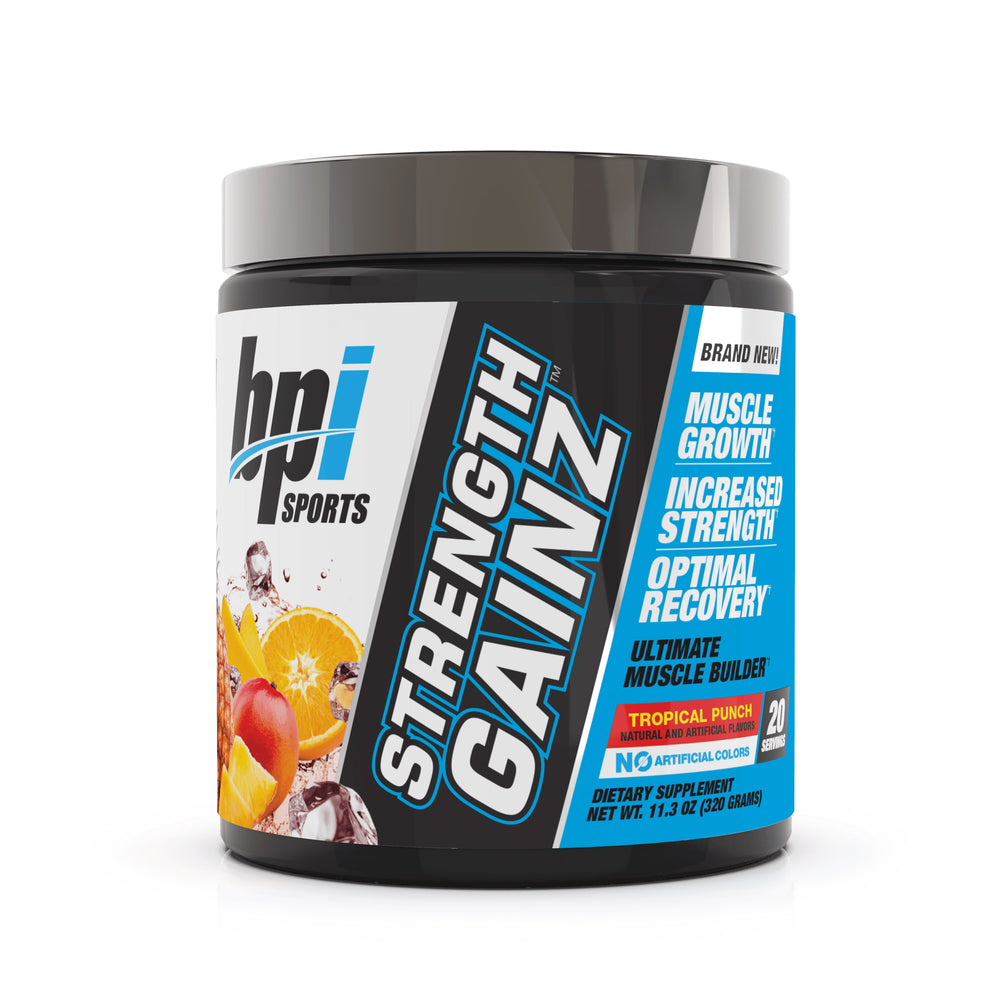 Strength Gainz™ - Creatine Recovery Support (20 Servings)