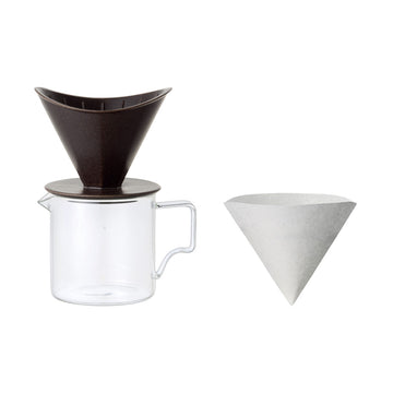 OCT Brewer set 2 cups slow coffee