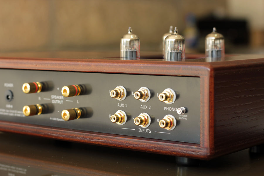 Silver-6011 Tube Amplifier