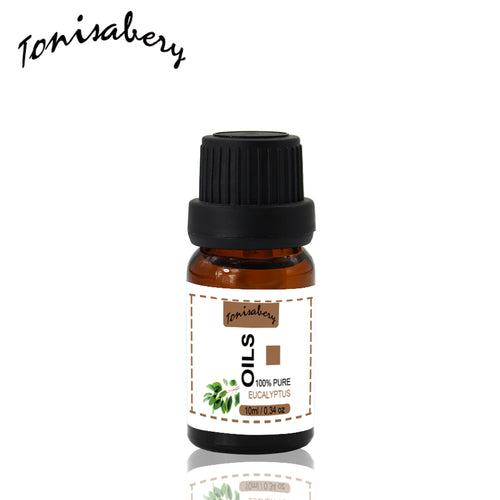 A 10 ml bottle of massage oil can eliminate the pores blocking the growth of acne.