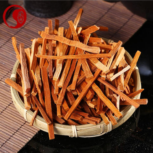 Organic and Natural Teak Sandalwood Chips Wood Block Incense 100 grams