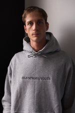 VINSTINCTS Old School Youth Hoodie Sweatshirt