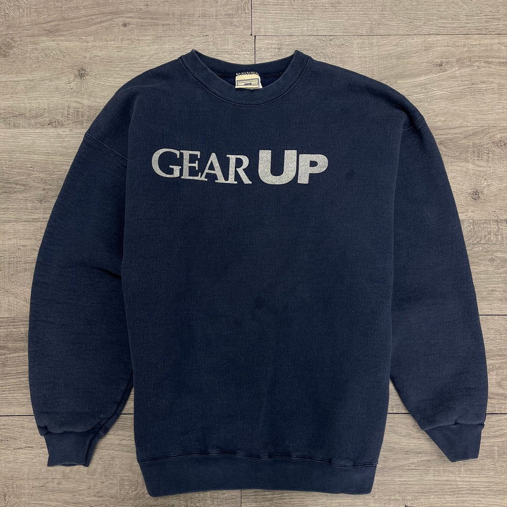 Vintage 90's GEAR UP Lee Sport Heavyweight Sweatshirt