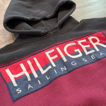 Vintage 90's REWORK Custom 1 of 1 TOMMY HILFIGER Sweatshirt