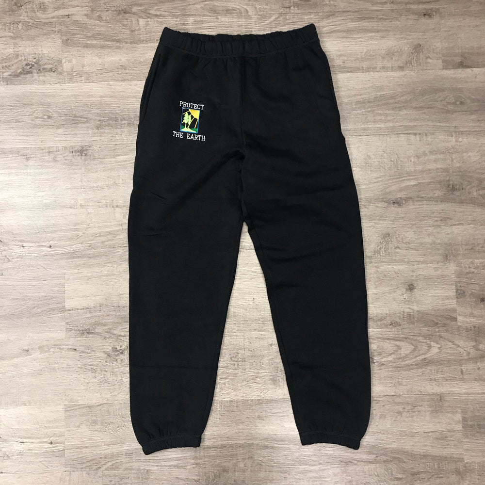 VINSTINCTS Protect The Earth Wild Life Sweatpants