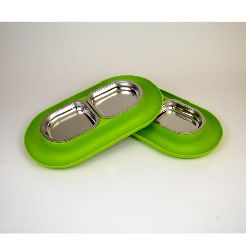 Hepper Bundle<p>2 Green NomNom Dishes