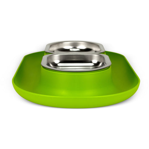 Hepper Big Bundle<p>2 Green NomNom Dishes  +4 Extra Bowls