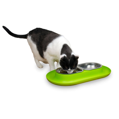 Hepper NomNom Bowl Green