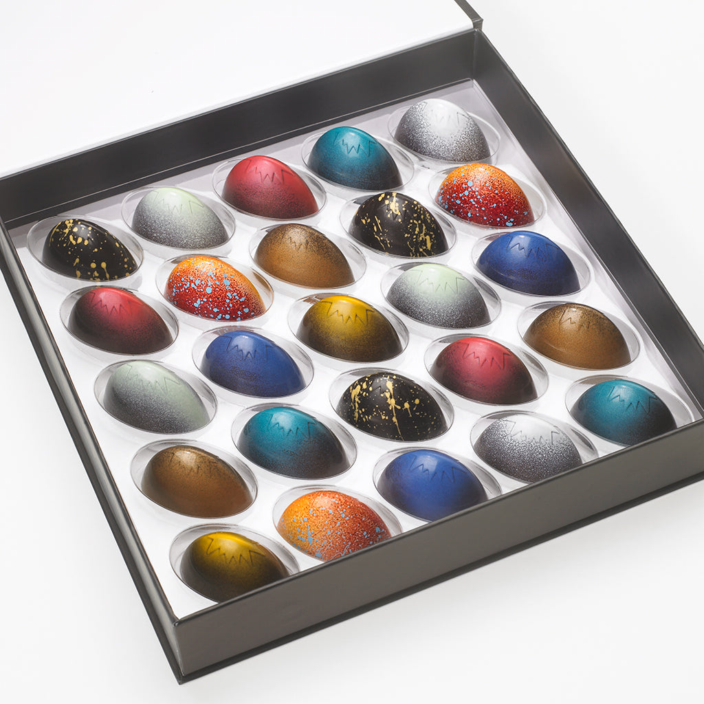 25-Piece Chocolate Box