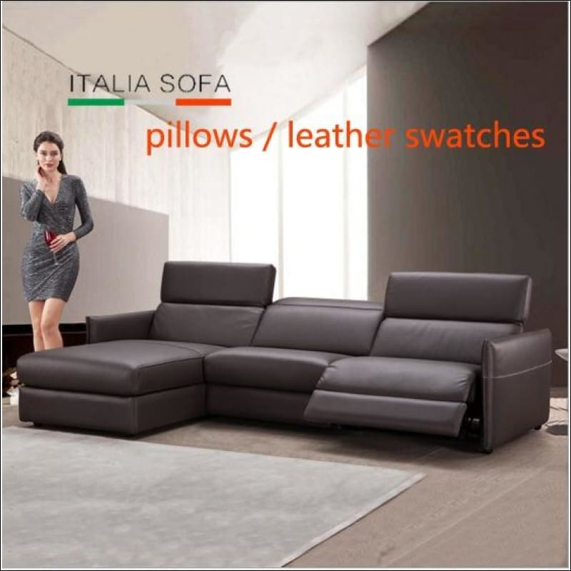 pillows / leather swatches / for Living Room Sofa set chesterfield sofa  real genuine cow leather sectional sofas neoclassical