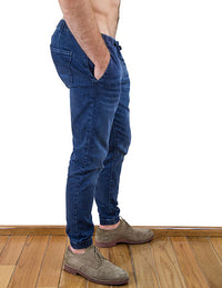 Two Feathers Jogger Pants Jean