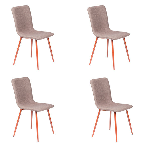 Set de 4 Silla Scargill Cafe