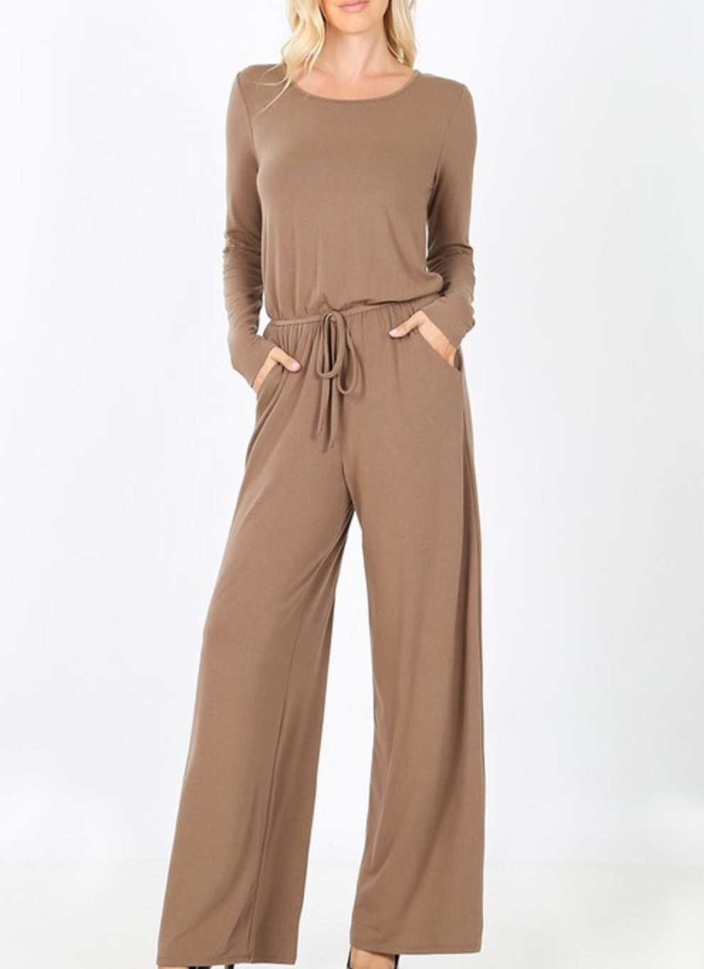 Simply Sassy Jumpsuit