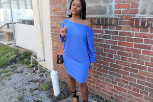 Royal Dolman Dress