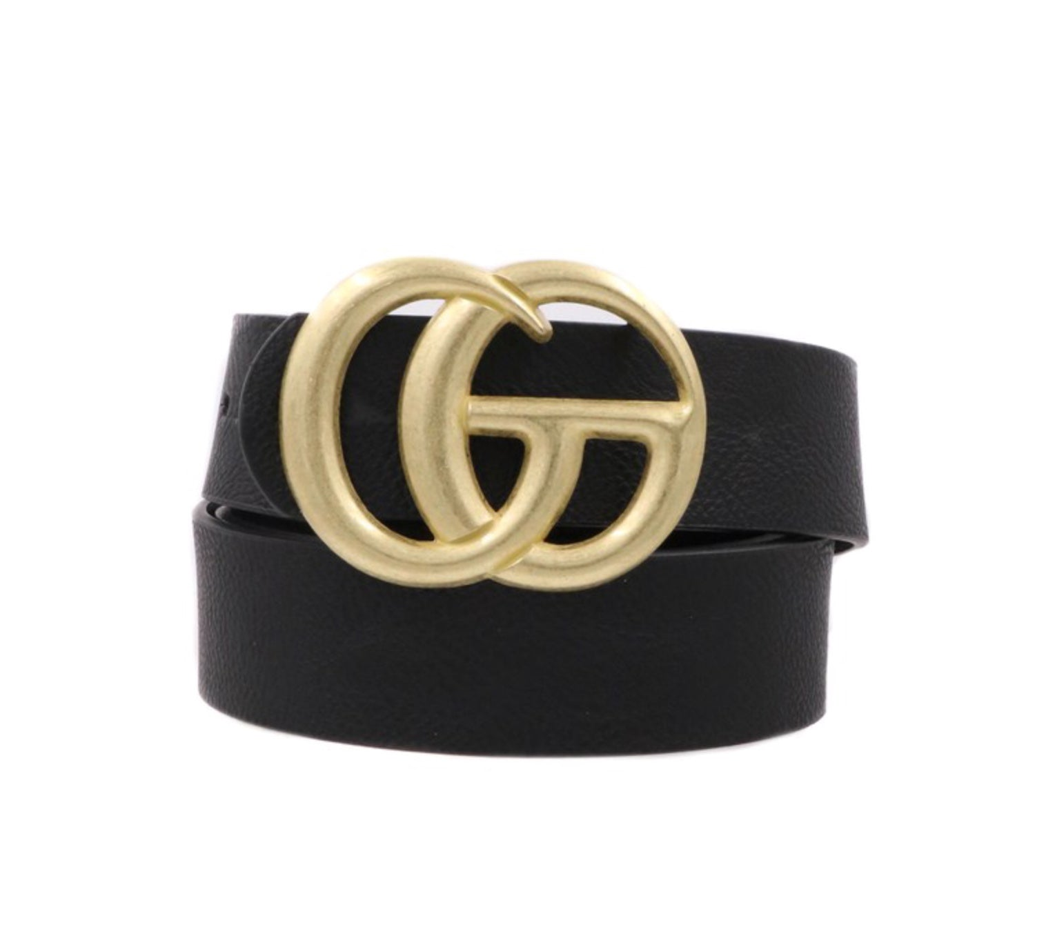 Double Luxe Belt
