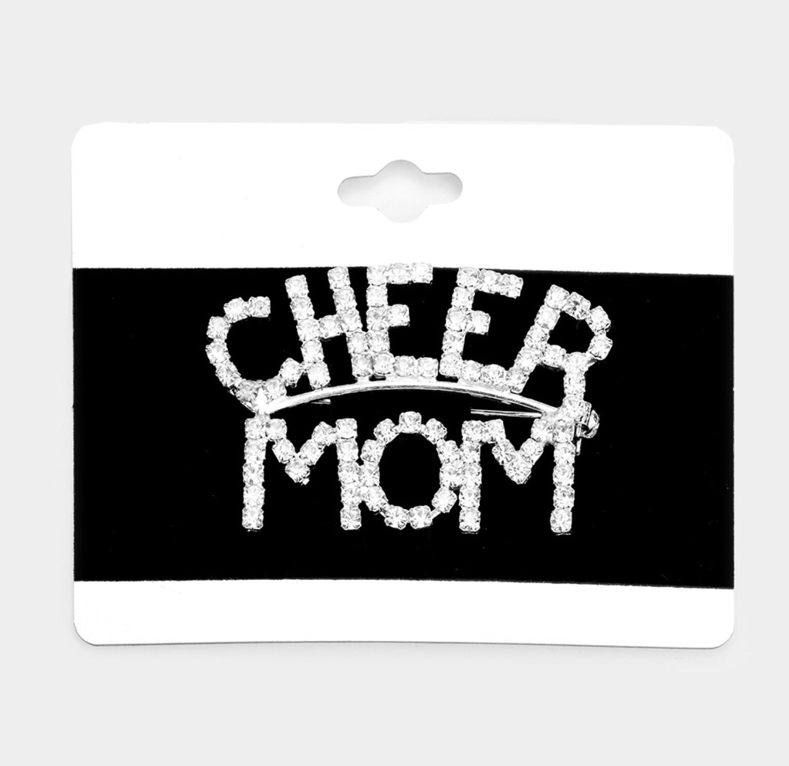 CHEER MOM Pin