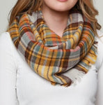 Fall Vibes Infinity Scarf