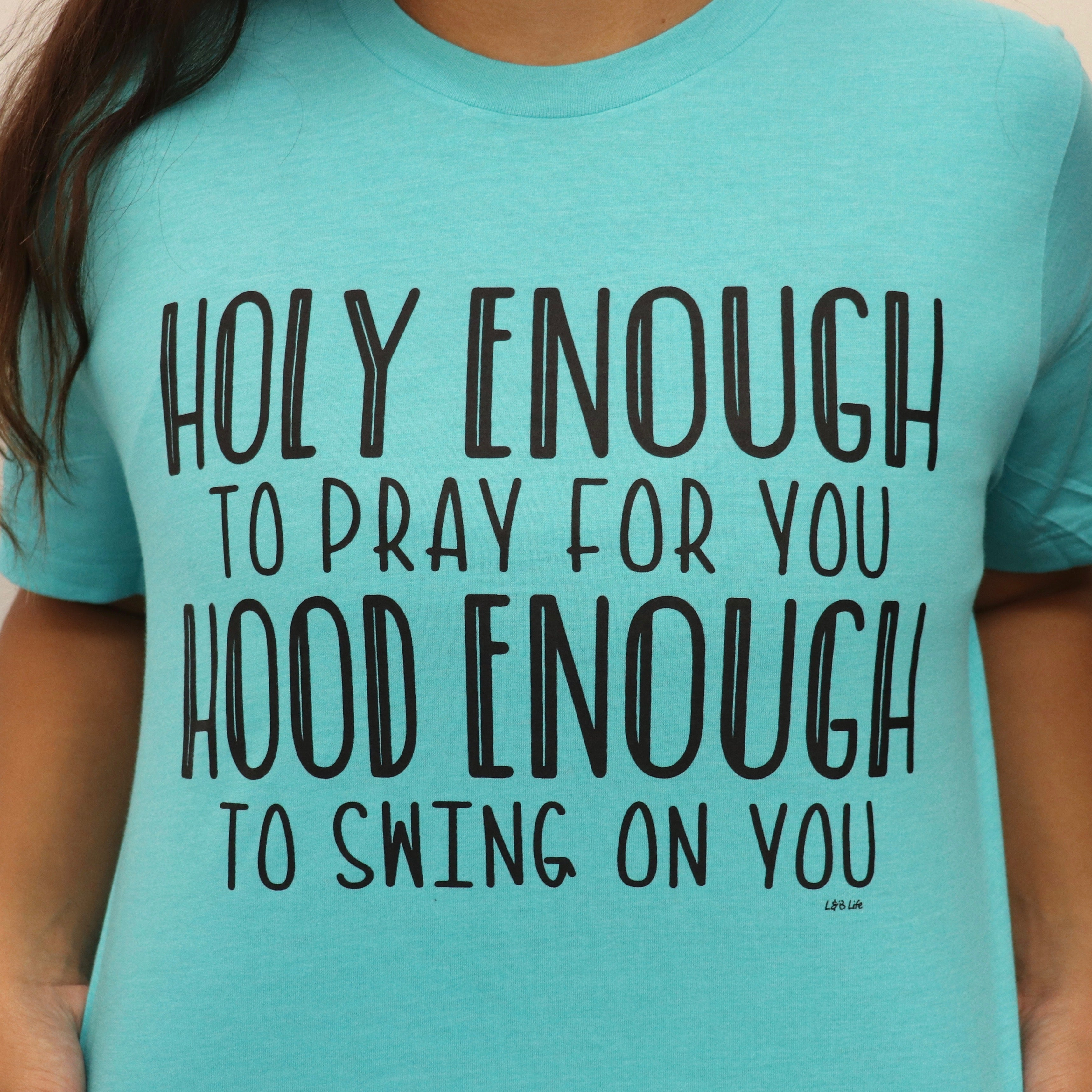 HOLY ENOUGH