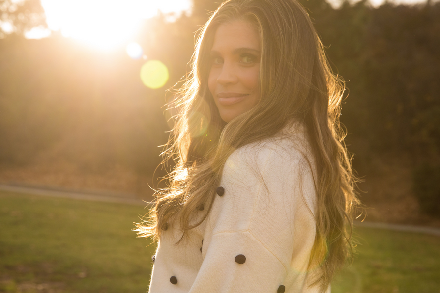 Be Free by Danielle Fishel Hair Care Founder 2
