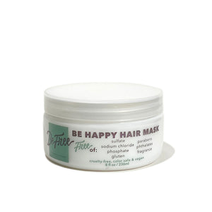 BE HAPPY HAIR MASK