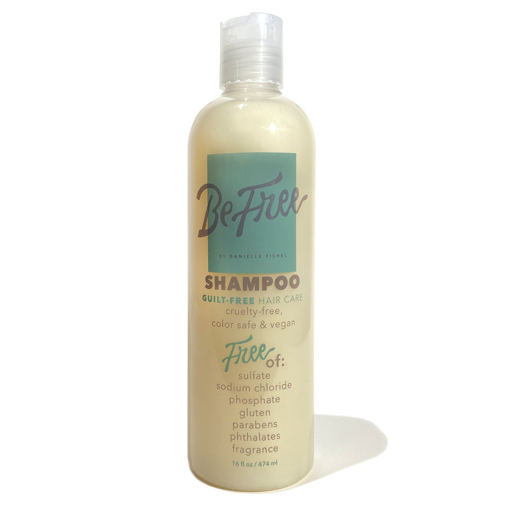 BE FREE 16oz SHAMPOO