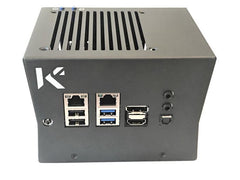 KKSB Odroid H2 Case - Black Steel