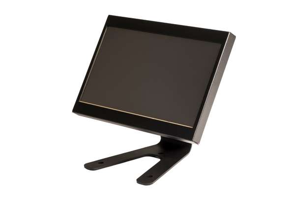Raspberry Pi 10 inch Display Stand + Waveshare 10 Inch Touch Display - KKSB Cases USA