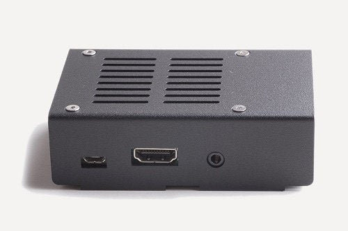 Raspberry Pi Metal Case model 3B Aluminium - KKSB Cases USA