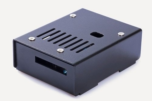 Arduino Uno - Black Steel - KKSB Cases USA
