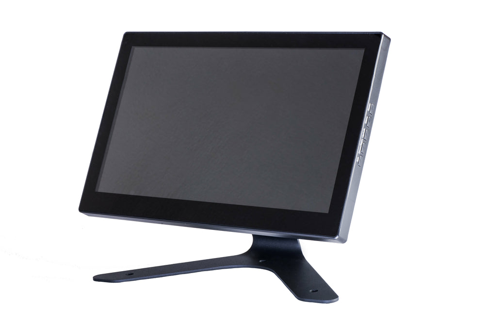 Raspberry Pi 13 inch Stand + Waveshare 13 Inch Touch Display & Power Supply
