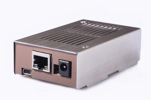 KKSB BeagleBone Case (Brushed Steel) - KKSB Cases USA