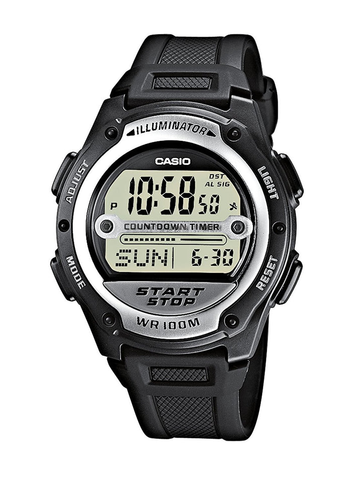 Casio Collection  W-756