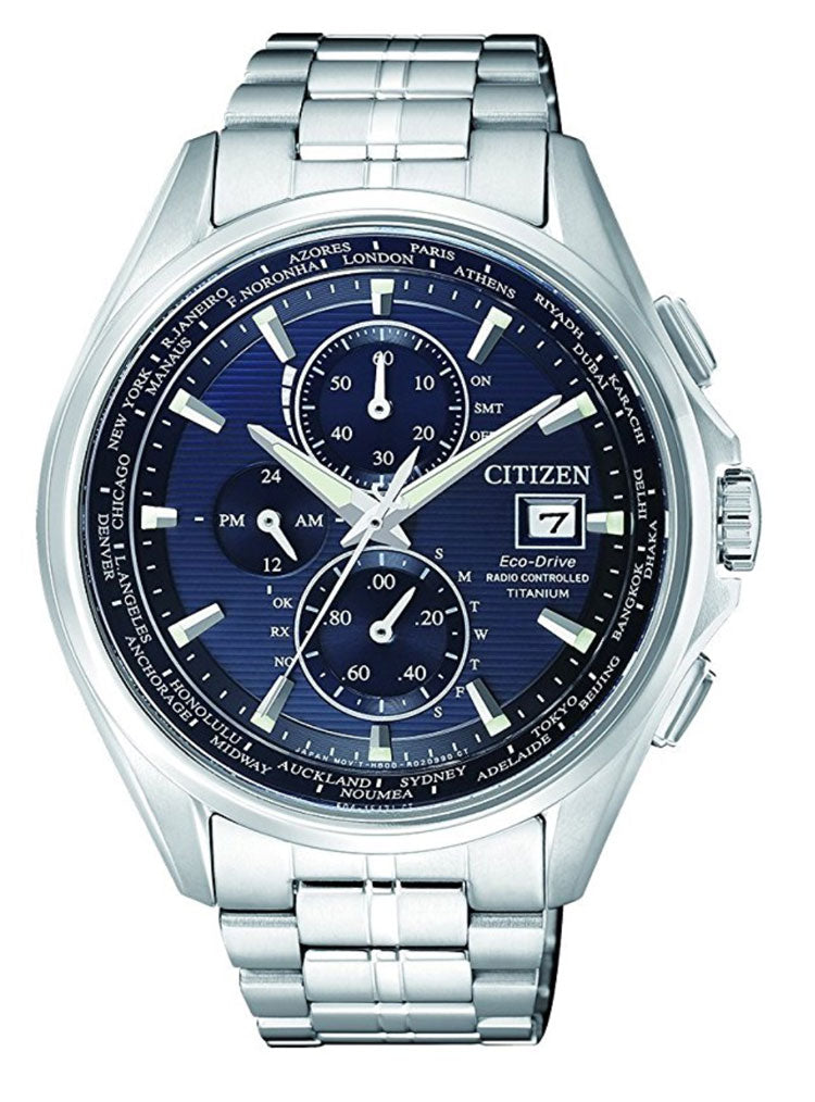 Citizen AT8130 Eco Drive LCD32-56L