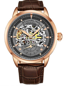 Stuhrling EXECUTIVE 13333352 Automatic Skeleton