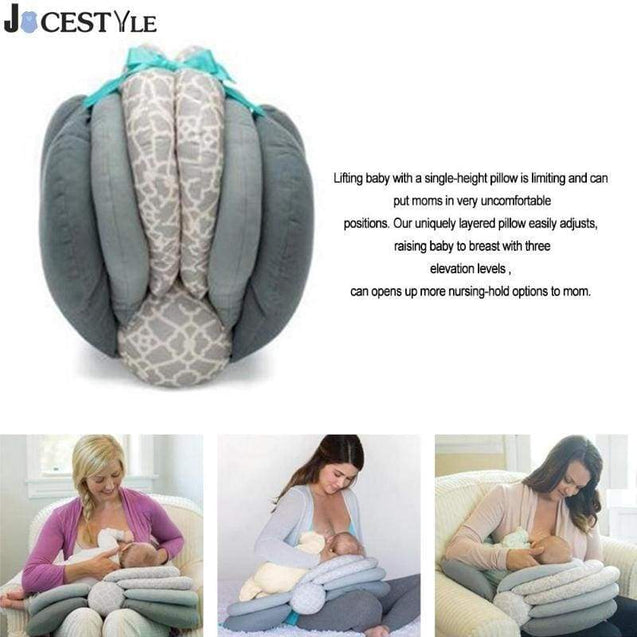 Breastfeeding Pillow - SoTrendify