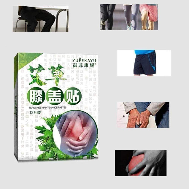 Miracle Knee Plaster Sticker - SoTrendify