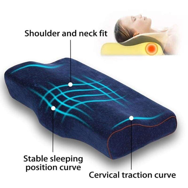 Orthopedic Neck Pillow - SoTrendify