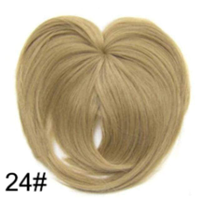 Silky Clip-On Hair Topper - 24 - SoTrendify
