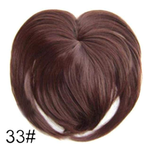Silky Clip-On Hair Topper - 33 - SoTrendify