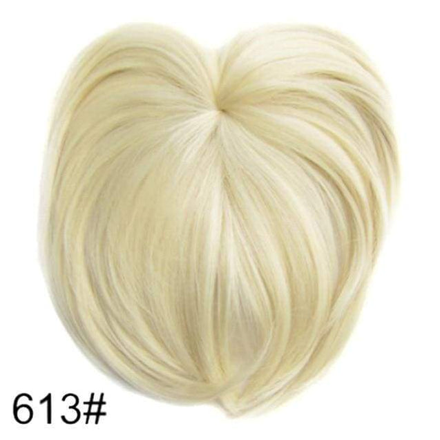 Silky Clip-On Hair Topper - 613 - SoTrendify