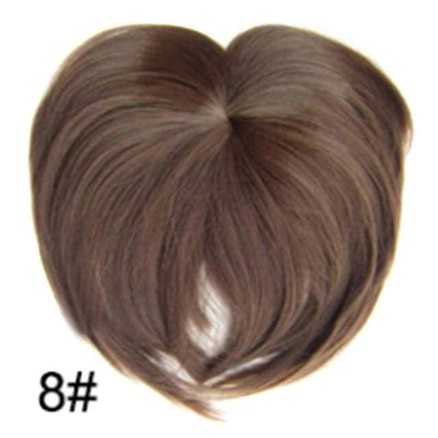 Silky Clip-On Hair Topper - 8 - SoTrendify