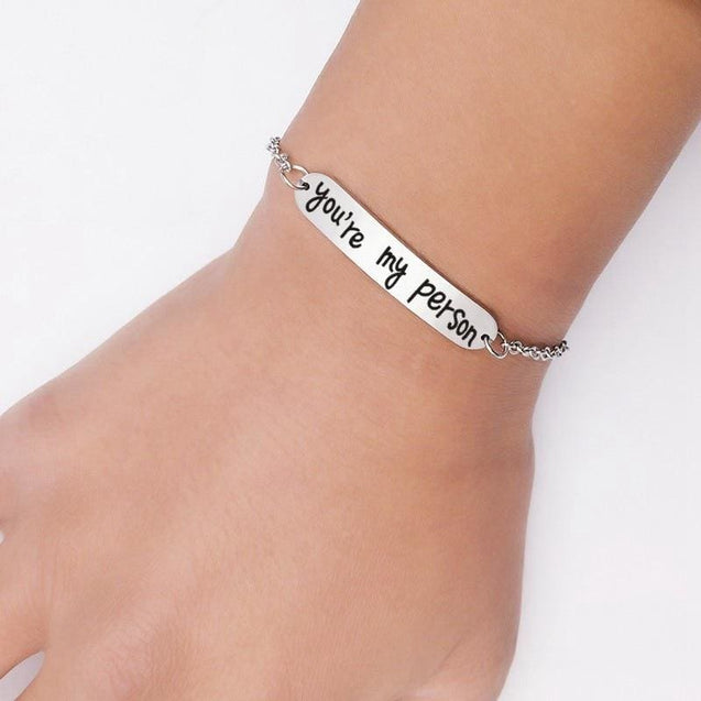 Youre My Person Bracelet - SoTrendify