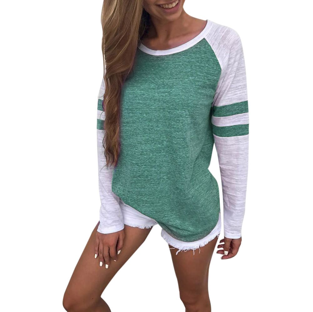 Long Sleeve Blouse Tops Clothes