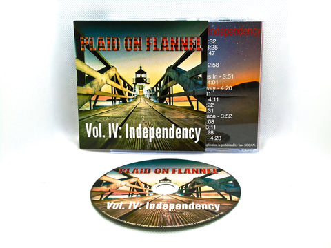 Vol. IV: Independency (CD)