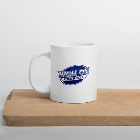 High On Rock & Roll Mug
