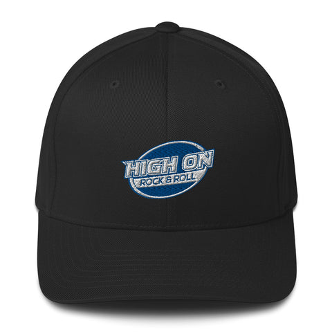 High On Rock & Roll Flexfit Cap