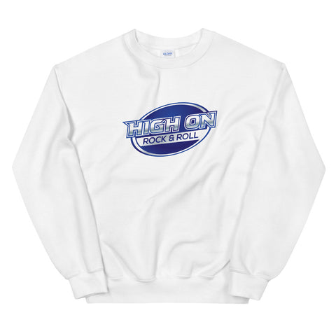 High On Rock & Roll Sweatshirt