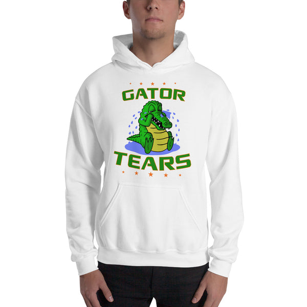 Gator Tears Hooded Sweatshirt