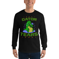 Long Sleeve  Gator Tears T-Shirt