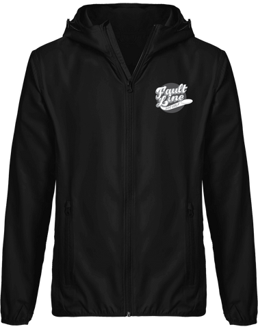 Fault Line Classic Lightweight Windbreaker (SOLD OUT)